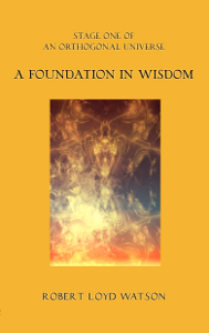 A Foundation in Wisdom book cover